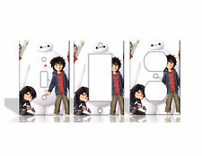 Big Hero Six Disney Light Switch Covers Home Decor Outlet