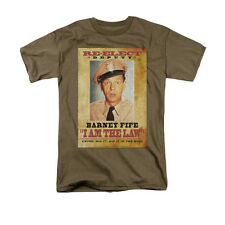 Andy Griffith I Am The Law Men's T-Shirt
