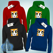 STAMPY KIDS CAT HOODIE STAMPYLONGNOSE HOODY YOUTUBE BOYS GIRLS GIFT XBOX GAMER