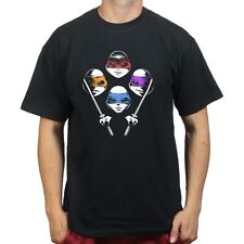 Bohemian Mutant Ninja Turtle Rhapsody Queen T-shirt P633
