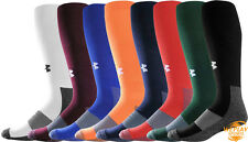 Under Armour Performance OTC Knee High Socks, Youth or Adult, 10 colors listed!