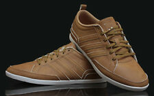 ADIDAS ORIGINALS MENS ADI UP LOW LEATHER TRAINERS RRP £65  Rare style