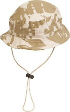 British Army Special Forces SAS style camouflage désert camouflage coton bush hat