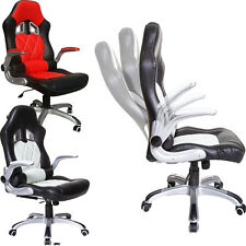 Brand New Designed Sport Gaming Recline Office chair With Movable Armrest