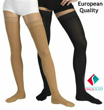 Medical compresion stockings with toecap,unisex