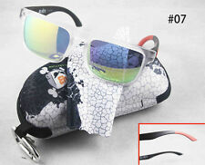 2015 Outdoor Sport Cycling Vintage ken Block Sunglasses with Sport case