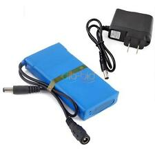 High Quality 12V Rechargeable Li-po Battery for CCTV Cam 6800mAh OBUS