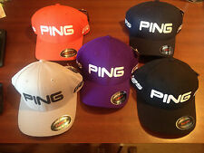 New Ping Tour Structured Fittied G25/i25 Hats