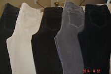 Sonoma Jeans Pants Cords Corduroy Assorted size 4 & 8 Average Womens Ladies