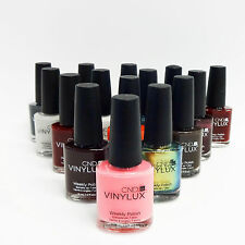 CND Creative VINYLUX Weekly Nail Polish Color of Your Choice .5oz/15mL fr A - S