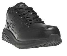 Mens New Extra Extra Wide Fitting 6E laceup Trainers Black