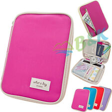 Gift iPad mini Kindle Case Travel Cards Passport Holder Wallet Purse Handbag