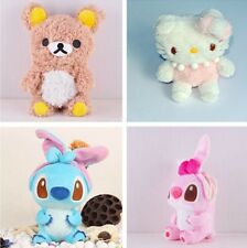 Cute 3D Funny Teddy Bear Cool Plush Toy Doll Cover Case For Apple Phones Gift r0