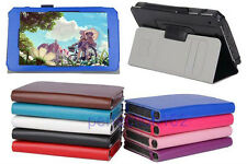 "High Quality Folio Leather Stand Case Cover For Asus Padfone mini 7.0"" Tablet"