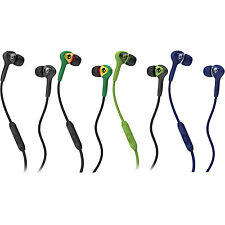 Skullcandy Smokin Buds with Mic Earphones/Earbuds Stereo Headphone
