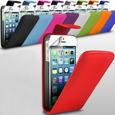 Top Flip PU Leather Case Cover For Various Alcatel One Touch Mobile Phone
