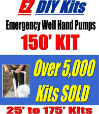 Hand Pump - Well Hand Pump DIY KITS