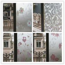 Free Shipping home decoration Frosted self-adhesive Privacy Glass Window Film