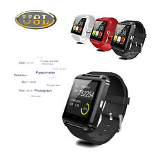U8L Smart Wrist Watch Phone Mate Bluetooth For iPhone IOS Android HTC Samsung