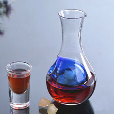 Top Quality Glass Wine Decanter Wine Carafe Cocktail Champagne Chiller Water Jug