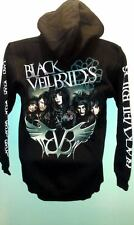 BLACK VEIL BRIDE hoodie zip up brand new with tags S M L XL