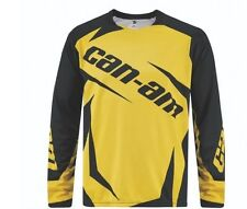 can-am Sidexside Team Jersey-Yellow