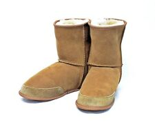 Short Boots (Soft Sole) - Ultimate Warmth & Comfort - Genuine New Zealand Made