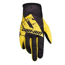 can-am Recreational Gloves- Yellow