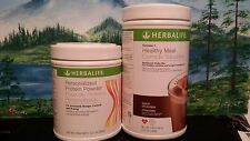 Herbalife Healthy Meal Nutritional Shake Mix and Personalized Protein Powder