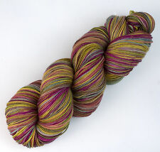 Rockshelter Sock 101 - Superwash Merino Handpainted Fingering Wt Yarn