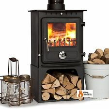 Coseyfire Elegance CLEAN BURN Contemporary Modern Woodburning Stove Multi Fuel