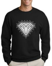 Diamond Glow Sweatshirt Graphic Skate Urban Indie Urban Indie Tumblr Jumper
