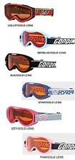 GORDINI LITTLE G2 Snow / Ski Goggle, Kid / Youth, Many Colors, BRAND NEW!