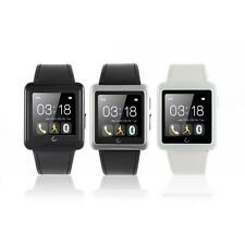 U Watch U10 Bluetooth Smart Watch Phone Mate For Android IOS Samsung Note SC