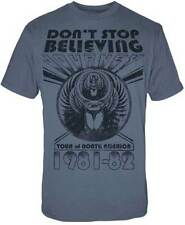 Journey: Don't Stop Believing 1981-1982 Tour T-Shirt  Free Shipping