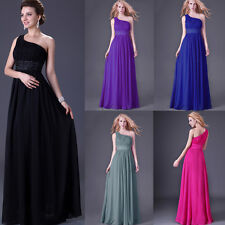 2015 CHEAPEST~ Empire Waist LONG Formal Evening Gown Bridesmaid Prom Dress Party