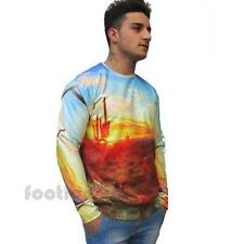 Sweatshirt Graphic Haru Texas Heaven 45 LIMITED Pictures Fashion Multicolor