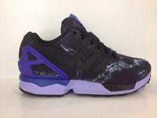 reputable site dbdfa 486a2 ADIDAS ZX FLUX NERO-VIOLA-FANTASIA