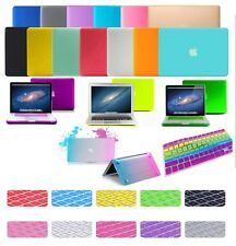 New Rubberized Hard Case keyboard cover For Macbook Air Pro 11 13 15 A1425 A1466