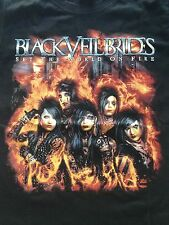 Black Veil Brides - Set The World On Fire T Shirt