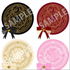 Anime Card Captor Sakura Kinomoto Star Wand Magic Matrix Beret Hat Embroidery