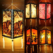 GaiaShine Thailand Oriental Lampshade Home/Patio Lighting Decor Collectables UK