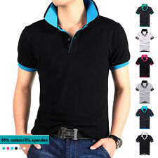 2015 Hot Sale Men's T-Shirts Brand New Short Sleeve Man Cotton Tops For Sale