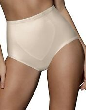6 Pack Bali Smoothers Firm Control Briefs - Style X710 - Featuring Beige