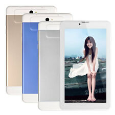 "7"" Android 4.2 4GB Unlocked 2G&3G Call Bluetooth GPS Phablet Tablet PC Wi-Fi aa1"