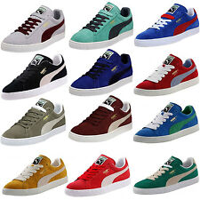 Puma Suede Classic Mens Trainers Shoes, Casual Shoes Brand New Trainers
