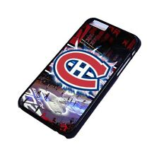 MONTREAL CANADIENS iPhone 4/4S 5/5S 5C 6 6 Plus Case Apple Phone Cover