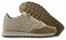 "Saucony Jazz O Premium SAND TAN Original ""Luxury Pack"" S70140-1 Running Men *New"