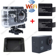 WIFI SJ4000 Waterproof Wireless Sports DV 1080P HD Video Action Camera Camcorder