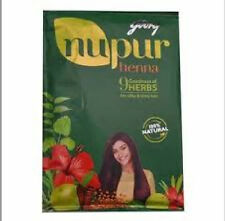 Godrej Nupur Mehendi Natural Henna powder (Ammonia Free)**UK SELLER**